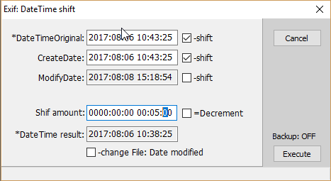 Exif_ DateTime shift